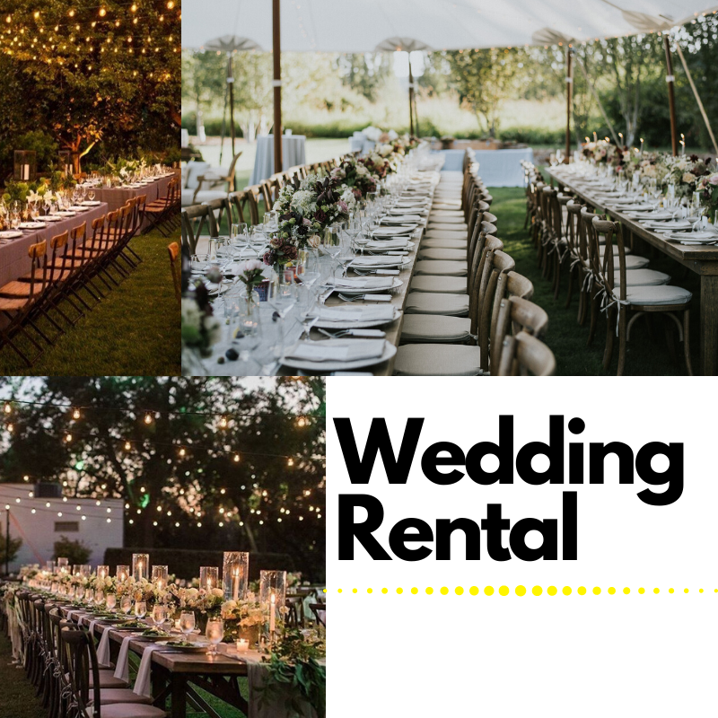 4 IMPORTANT FACTORS TO CONSIDER BEFORE HIRING AN EVENT RENTAL COMPANY FOR LAVISH WEDDING PARTY